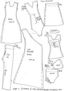 sew clothes