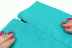 sew a zipper